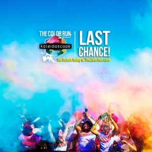 Color Run Last Chance