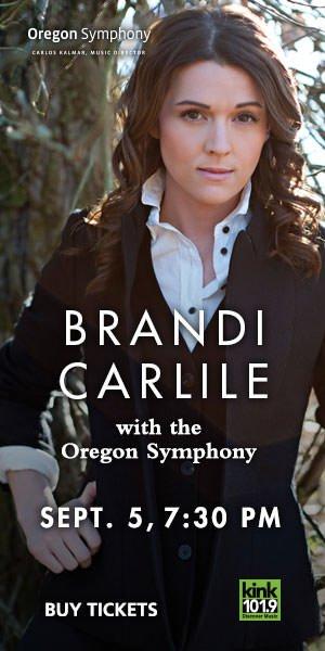 Brandi Carlile @ Arlene Schnitzer Concert Hall