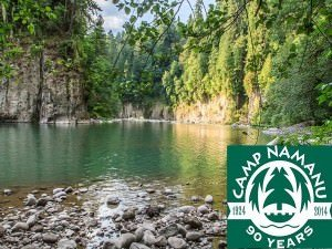 Camp Namanu's 90th Anniversary Celebration