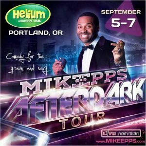 mike Epps @ Helium