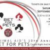 Animal Aid Casino Night