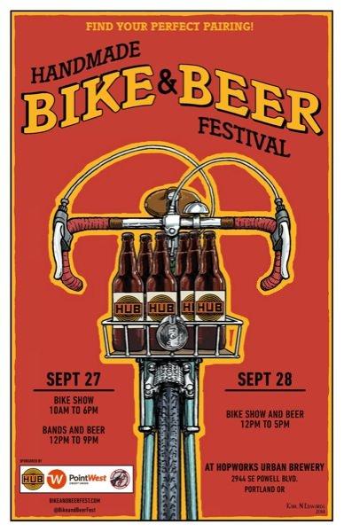 Handmade Bike & Beer Festival 2014