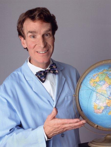 Bill Nye @ Lewis & Clark