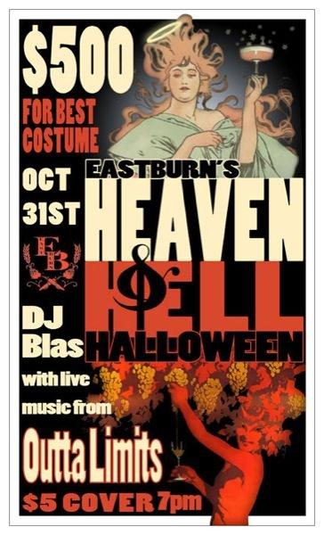 Heaven & Hell @ EastBurn 2014