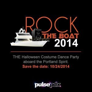 Rock the Boat Halloween Party
