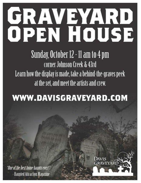 Davis Graveyard Open House