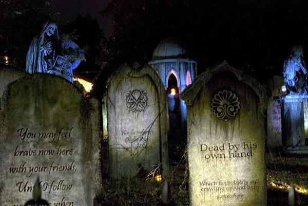 Davis Graveyard 2014