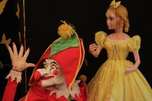 Salzburg Marionette Theater with Pianist Orion Weiss