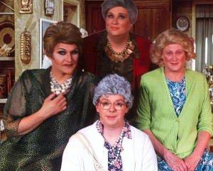 golden girls live - A Golden Christmas Cast