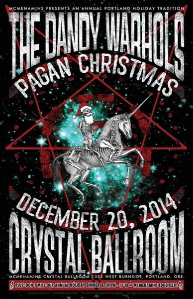 The Dandy Warhols Pagan Christmas