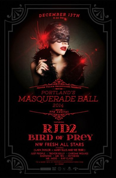 Masquerade Ball 2014