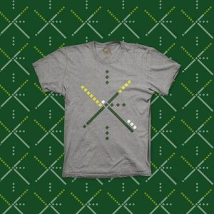 The PDX Carpet (Timber Edition) Tee by Grafletics