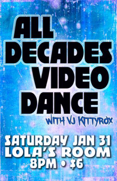 ALl Decades Video Dance