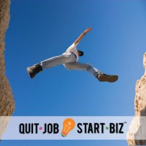 Quit Job Start Business