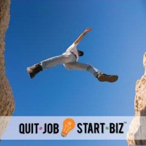 Quit Job Start Business