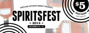 Portland Saturday Market Spirits Fest