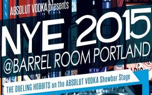 Win Tickets 300 New Year S Eve 2015 Barrel Room