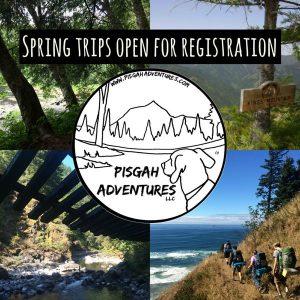 Pisgah Adventures Spring 2015