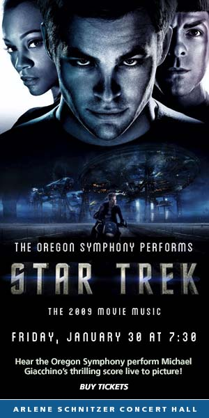 Star Trek Oregon Symphony