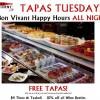 Tapas Tuesday Bar Vivant