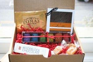 Valentine's Day Tique Box