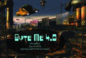 Byte Me 2015