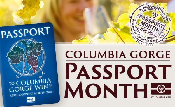 Columbia Gorge Wine Month