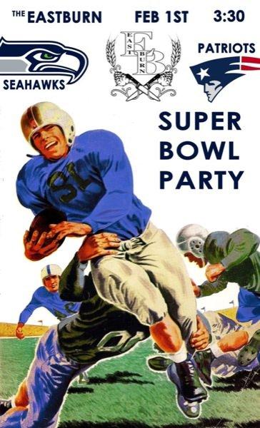 Super Bowl at EastBurn