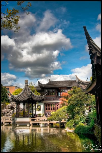 Free Admission To Portland 39 S Lan Su Chinese Garden January 3 11 2015 Portland Events Jobs
