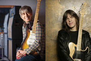 Eclectic Guitars: Eric Johnson & Mike Stern