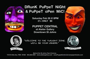 Drunk Puppet Night 02-2015small