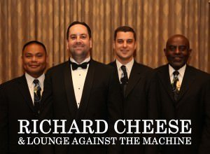 Richard Cheese & Lounge Against The Machine @ Crystal Ballroom