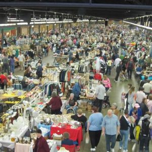 NW's LARGEST Garage Sale and Vintage Sale