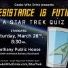 Resistance is Futile: A Star Trek Quiz