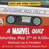 A Marvel Quiz!