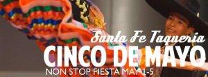2015 Cinco de Mayo Weekend Celebration in NW Portland @ Santa Fe Taqueria