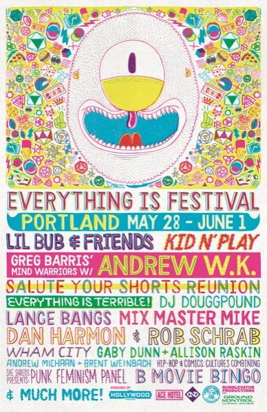 Everything is Festival