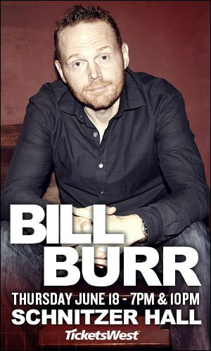 Bill burr tour dates