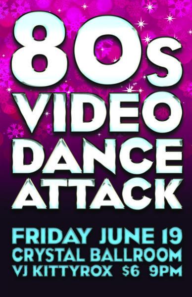 Crystal Ballroom 80s Video June 19