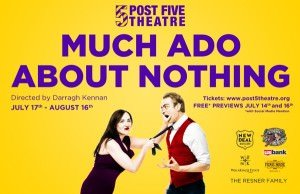 Post 5 Theatre Much Ado About Nothing