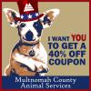 Mulnomah County Animal Services
