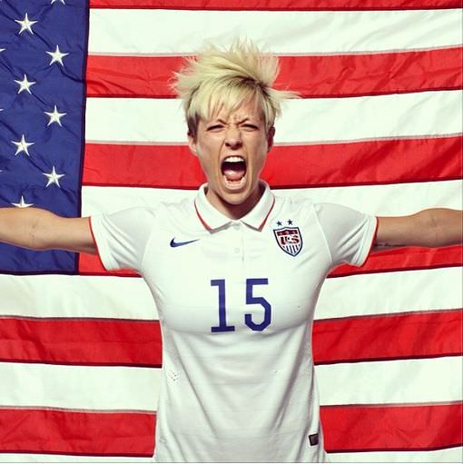 Megan Rapinoe Women's World Cup