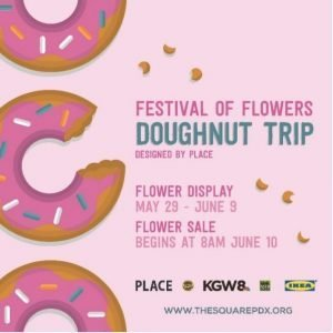 festival of Flowers Doughnut Trip