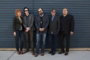 Steve Earle & The Dukes with special guests The Mastersons