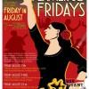 Flamenco Fridays Poster