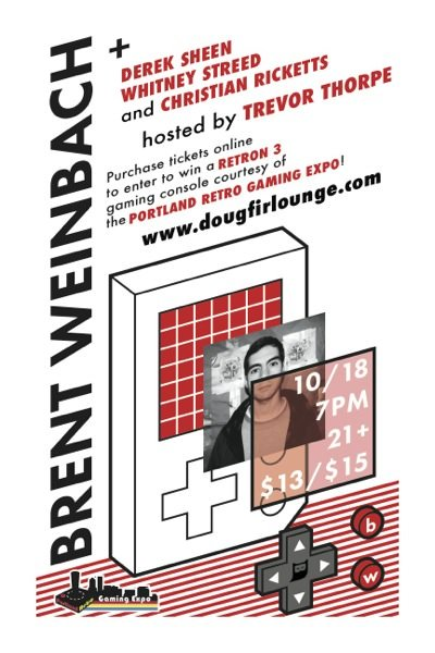 Brent Weinbach @ Doug Fir