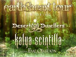 Desert Dwellers and Kalya Scintilla with Eve Olution