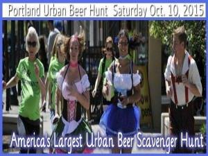 Urban Beer Hunt