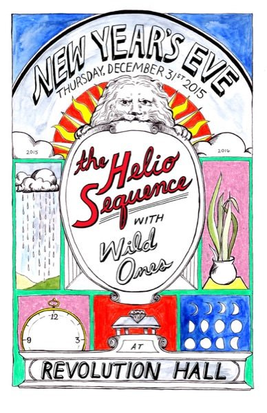 The Helio Sequence with Wild Ones