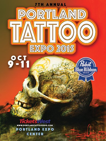 2015 Portland tattoo Expo